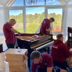Grand Piano Removal Harrogate.